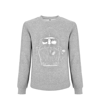 Sweatshirt Grey Sailor