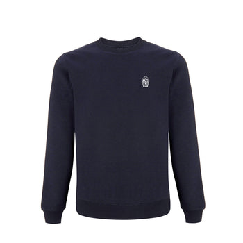 "Sweatshirt ""Mini Seemann"" navy 