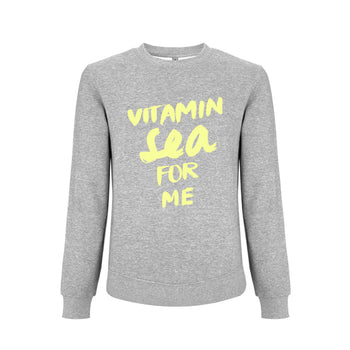 Sweatshirt Vitamin Sea for me neon