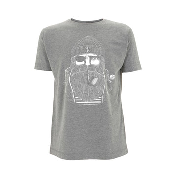 T-Shirt GREY SAILOR | ankerherz.de