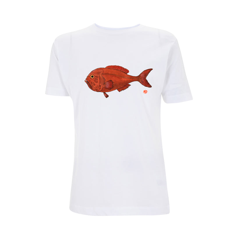 "Kinder T-Shirt ""Red Roughy"" 