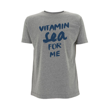 "T-Shirt ""Vitamin Sea for me"" 