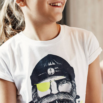 "Kinder T-Shirt ""Seemann"""