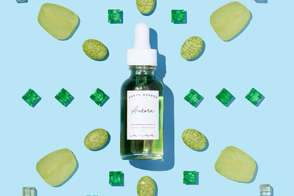 17 Things You Need to Know About CBD Skincare & Aurora Ampoule