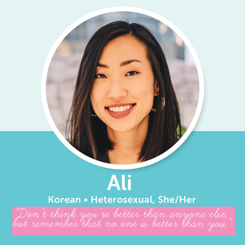 Earth Harbor Diversity, Inclusion, and Equity Council Member Ali
