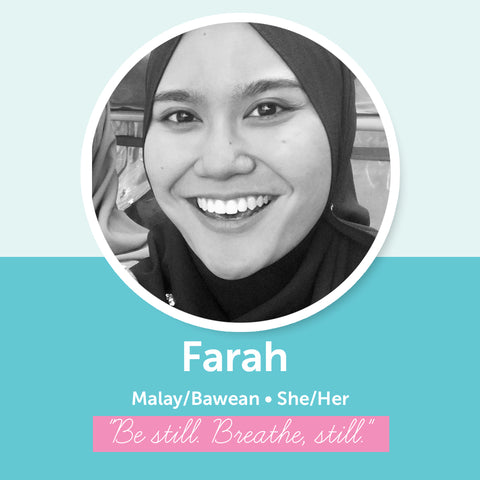 Earth Harbor Diversity, Inclusion, and Equity Council Member Farah