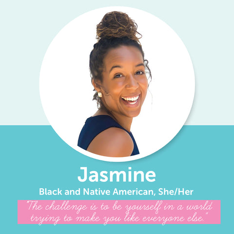 Earth Harbor Diversity, Inclusion, and Equity Council Member Jasmine