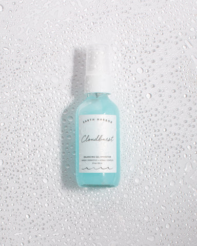 Earth Harbor Cloudburst Balancing Gel Hydrator Ingredients