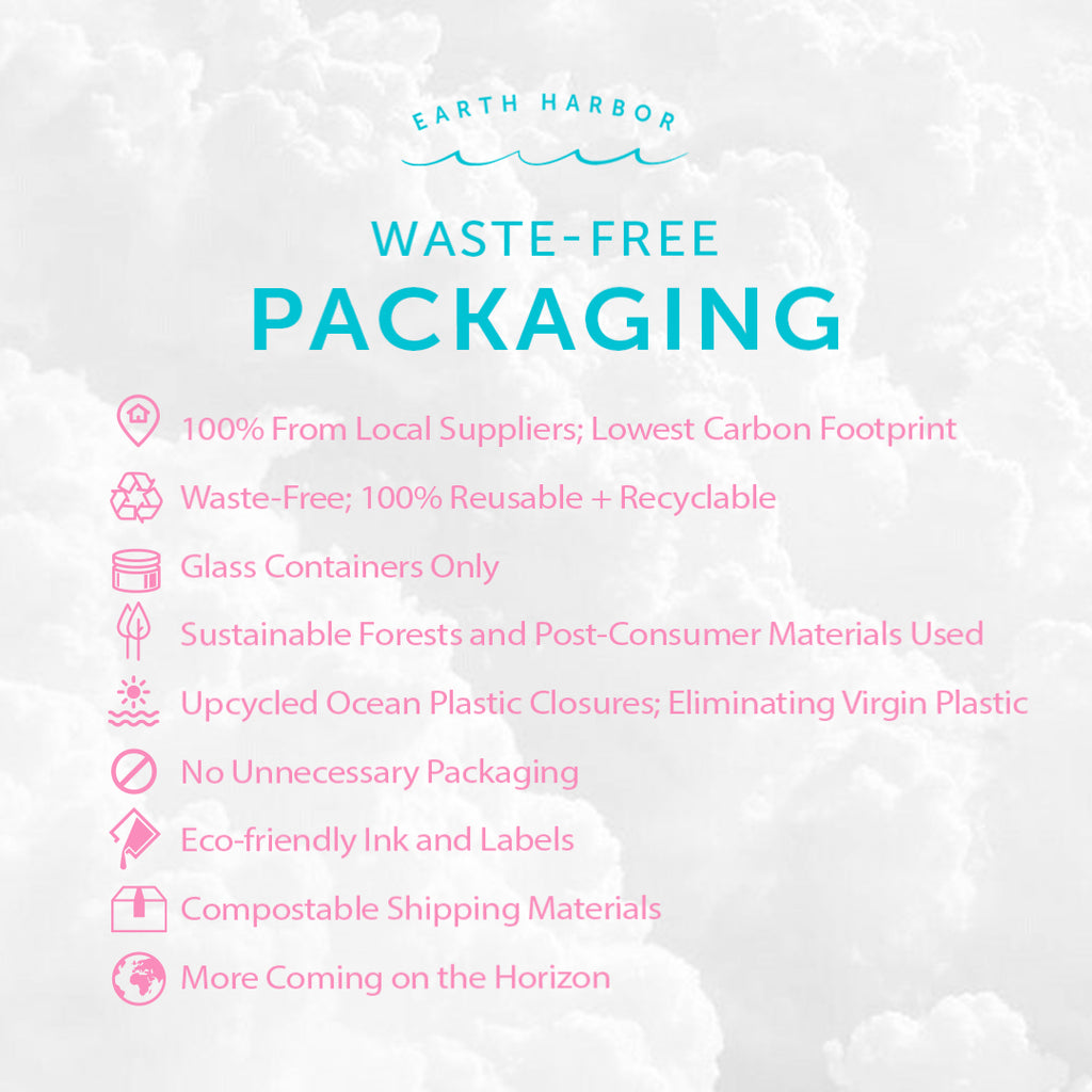 earth harbor waste free packaging