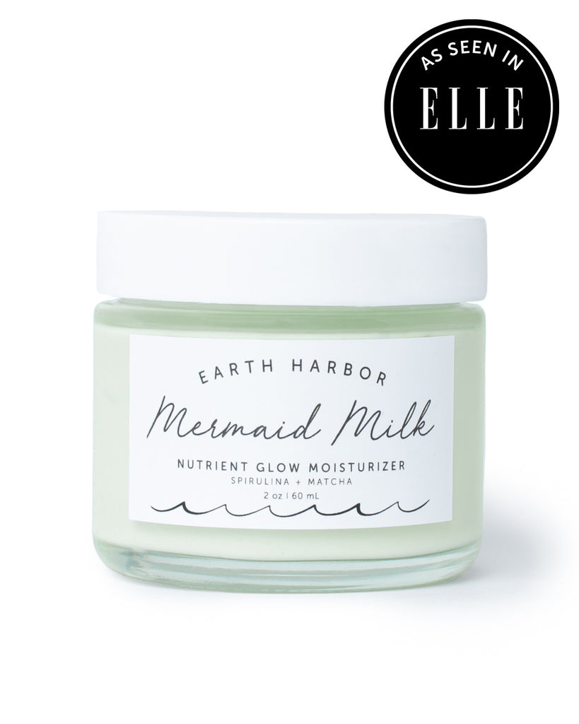 MERMAID MILK Nutrient Glow Moisturizer - Earth Harbor Naturals