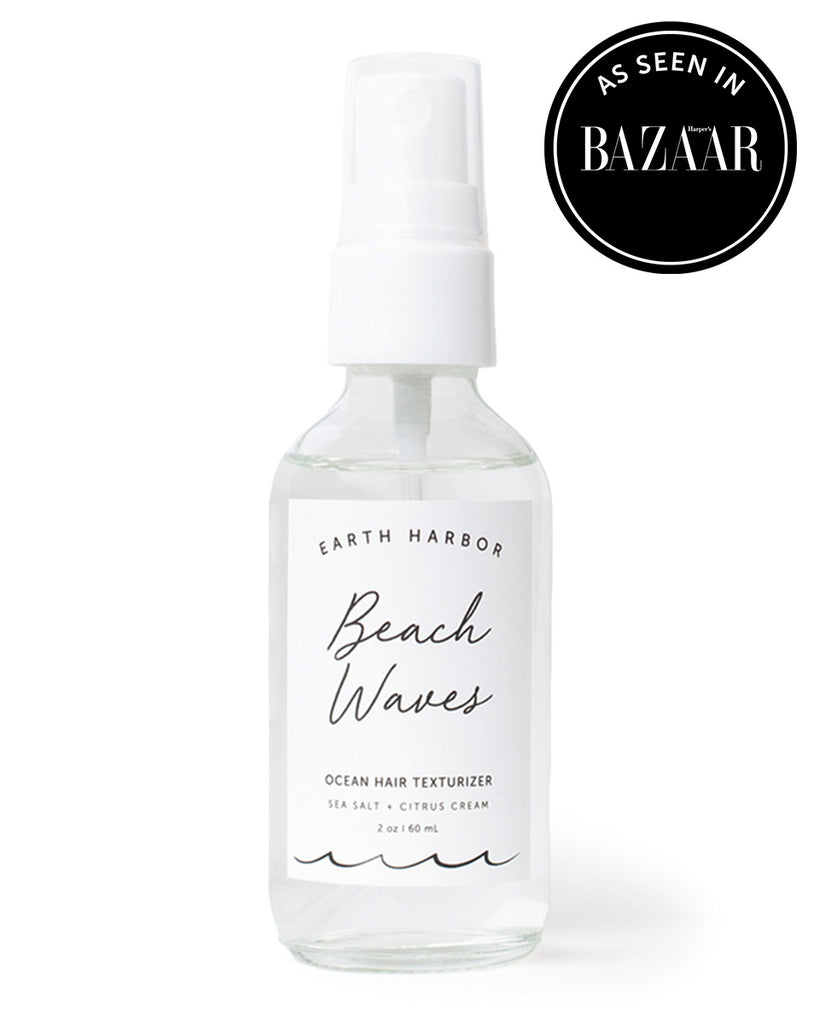 BEACH WAVES Ocean Hair Texturizer - Earth Harbor Naturals