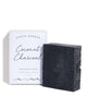 COCONUT CHARCOAL Purifying Facial Soap - Earth Harbor Naturals
