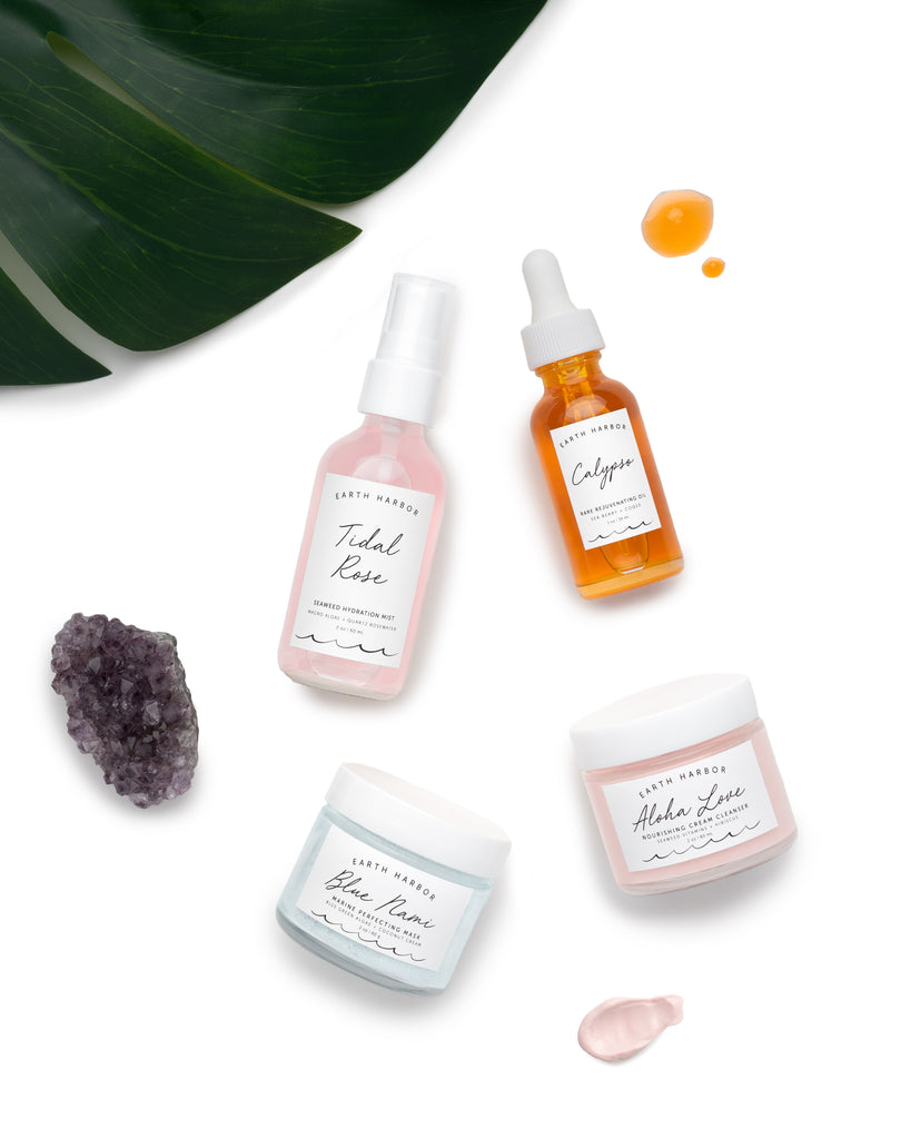Natural Skincare Essential Collection