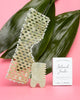 ISLAND JADE Gemstone Gua Sha + Massaging Comb - Earth Harbor Naturals