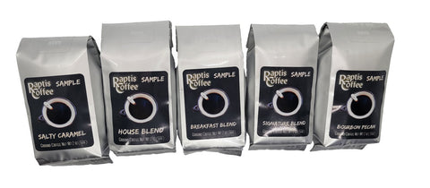 Sample Pack 2oz 5-count