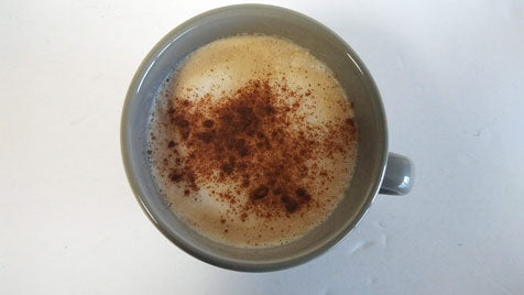 Cinnamon Cappuccino Flavored Coffee