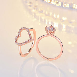 2IN1 Crown Fashion Ring - [Limited Supplies]