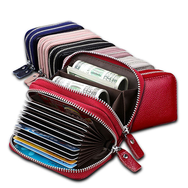 Coin Purse, RFID Small Credit Card Holder Wallets for Women