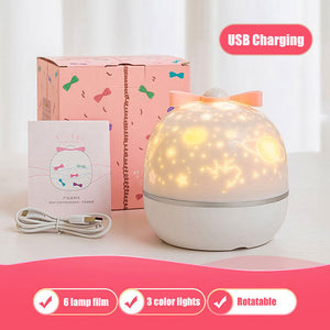 Dream Wish Magic Box Projector Lamp
