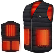 Load image into Gallery viewer, HEAT TECH™ VEST (ELECTRIC HEATING)