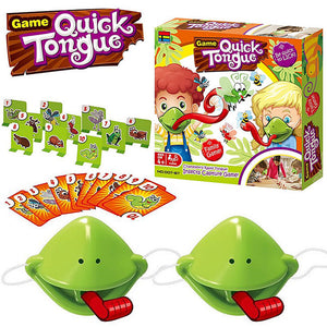 Quick Tongue - Family Game
