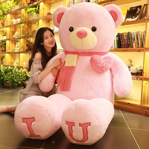 Giant Teddy Bear Coat- Best Gift