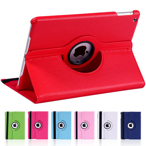 iPad Air Rotating Flip Leather Case