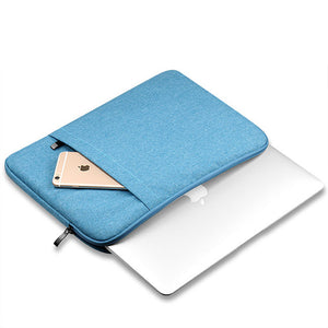 Nylon Soft Laptop Sleeve Bag