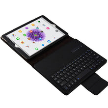 "Load image into Gallery viewer, iPad Pro 10.5"" Bluetooth Keyboard Leather Case"