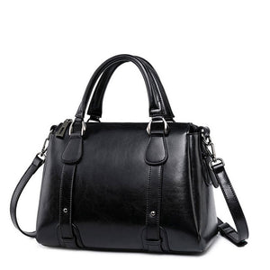 Luxury Leather Handbag for Women