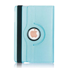 Load image into Gallery viewer, iPad Mini 1/2/3 Rotating Flip Leather Case