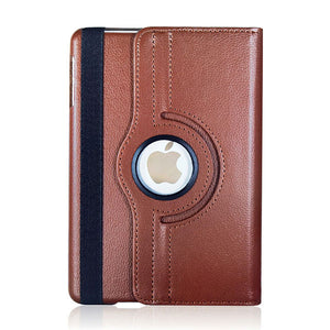 iPad (5th Gen) Rotating Flip Leather Case