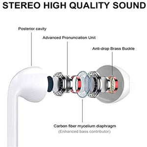 3.5mm Wired Noise Isolating Earphones