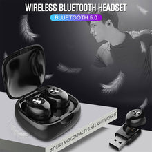 Load image into Gallery viewer, XG12 TWS Wireless Waterproof Bluetooth 5.0 Headset