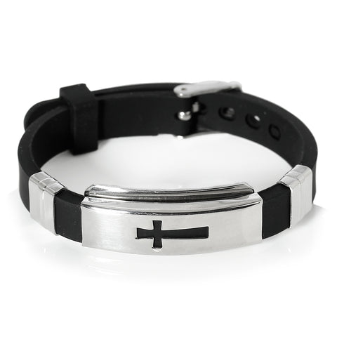 Amazing Cross Bracelet