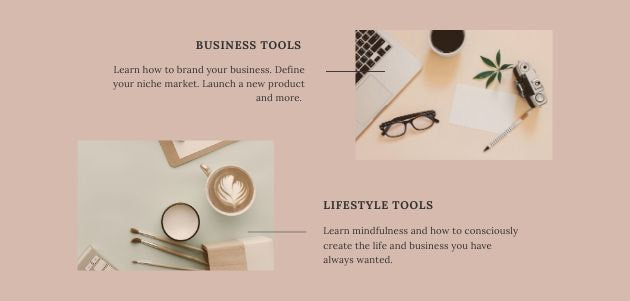 Business and Lifestyle Strategies for Daily Mindset