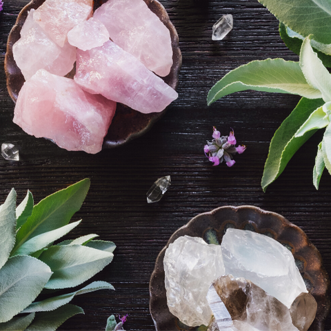 Learn How To Cleanse Your Crystals For Higher Energy