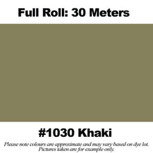 "Broadcloth 45"" Wide x 30 Meter Roll"