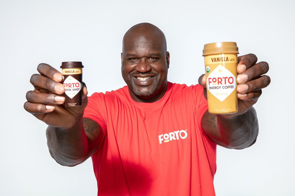 The Hall of Famer Gives Coffee A Shot, Becomes an Investor and Brand Ambassador