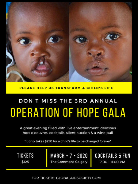 Opration of Hope Gala