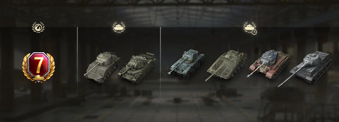 World of Tanks Invite Bundle (PC) - New Tankers Only