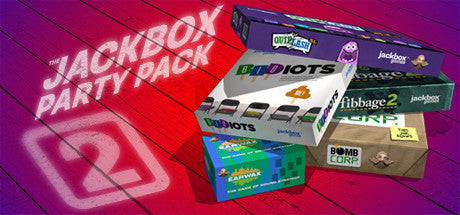 Jackbox Party Pack 2 (Steam)