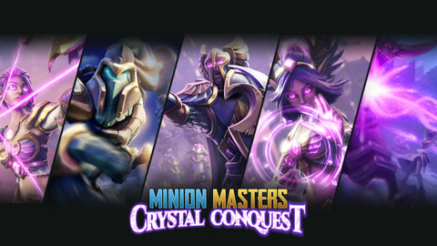 Minion Masters - Crystal Conquest (DLC)