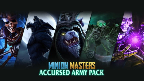 Minion Masters - Accursed Army Pack (DLC)