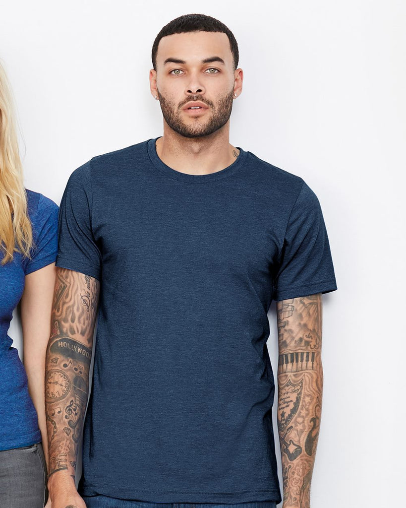 Bella Canvas Unisex Short Sleeve Jersey Tee - 3001