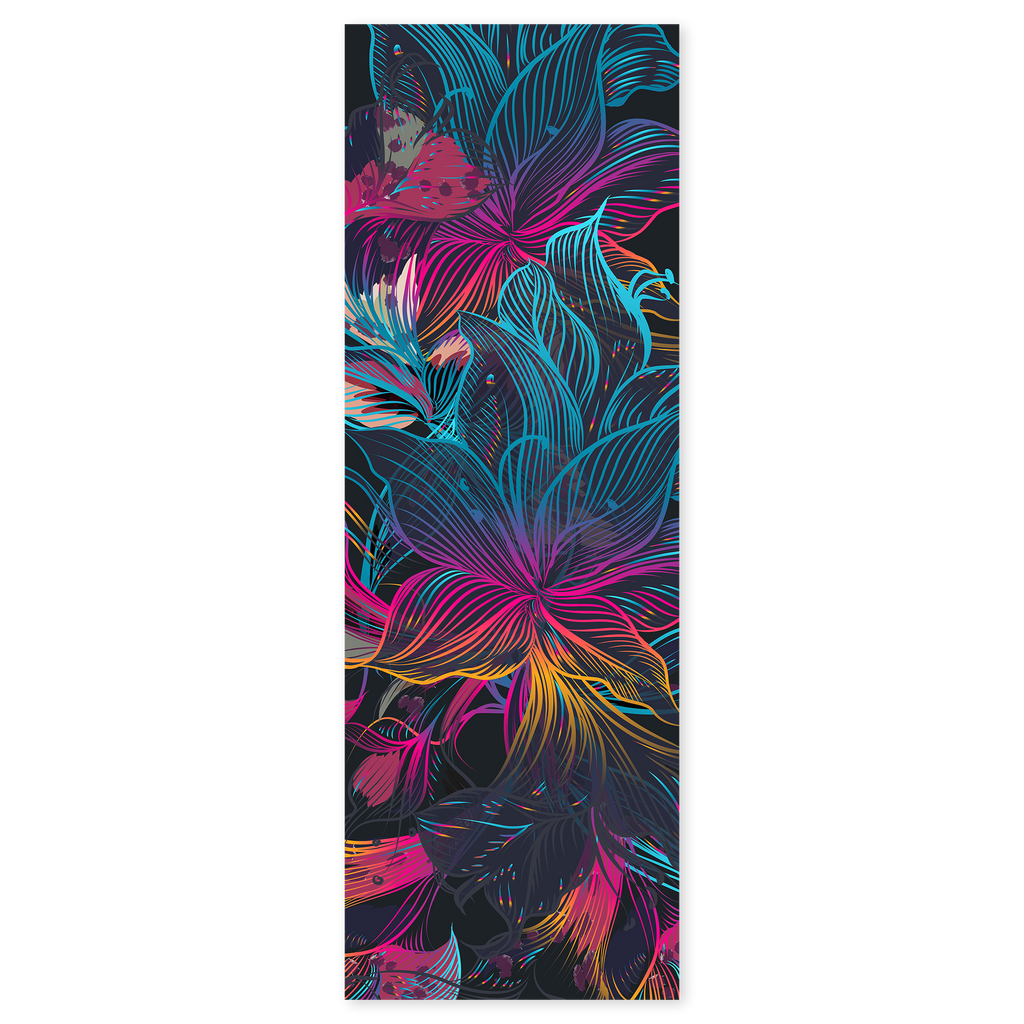 Neon Floral