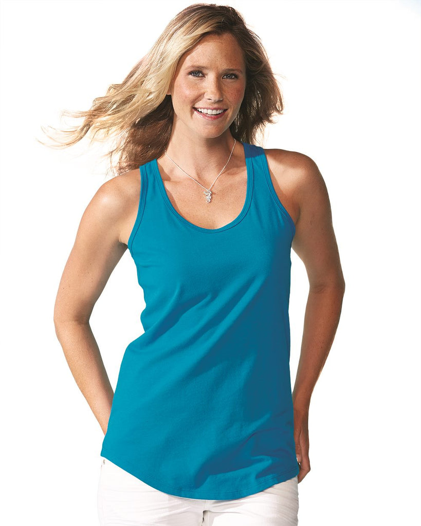 Next Level Women's Ideal Racerback Tank 1533 - Screen Printing