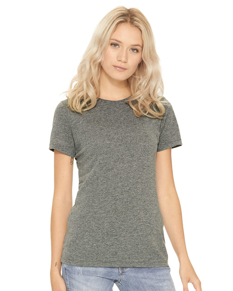 Next Level Womens Triblend Crew - 6710