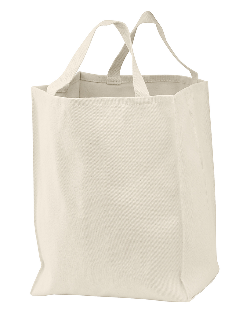 Port Authority B100 Tote Bag Samples