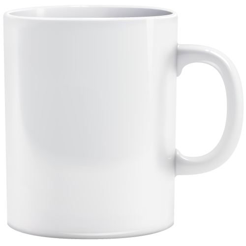 Personalized 11 oz White Mug